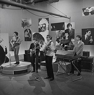 The Fortunes band