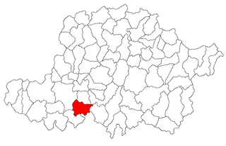 Fântânele, Arad Commune in Arad, Romania