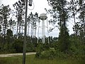 Fargo water tower, US441.JPG