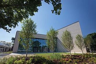 Farnborough College of Technology - Image: Farnborough College of Technology Campus
