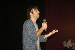 Fatih Akin - Fatih Akin presenting his film 'Soul Kitchen' at the 2010 International Film Festival of India