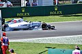 Felipe Massa burning rubber (21460154792).jpg