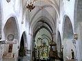 Felletin - Église Sainte-Valérie - Nef -1.JPG