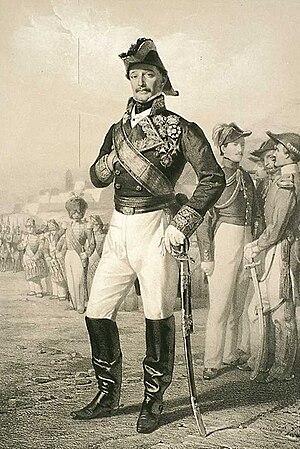 Fernando Fernández de Córdova, 2nd Marquis of Mendigorría - The Marquis of Mendigorría