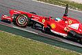 Ferrari F2013 - Fernando Alonso (8493150272).jpg