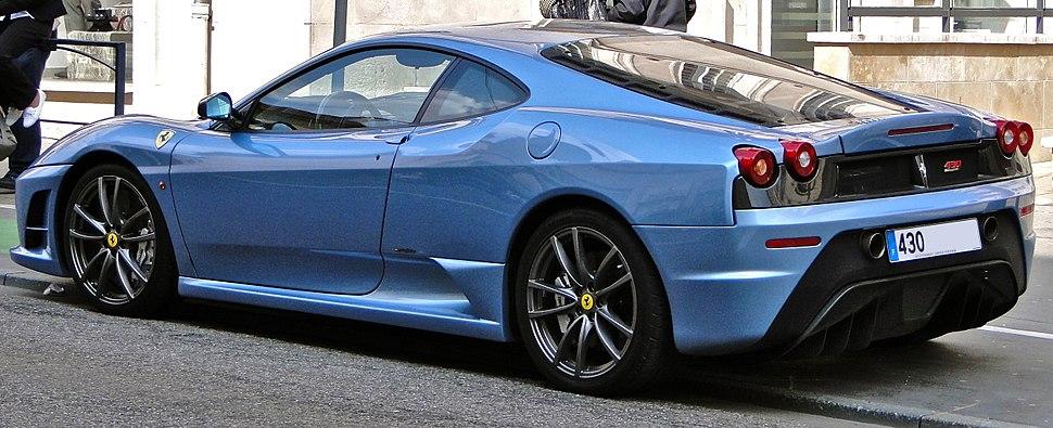 Ferrari F430 Scuderia - Flickr - Alexandre Prévot (18) (cropped)