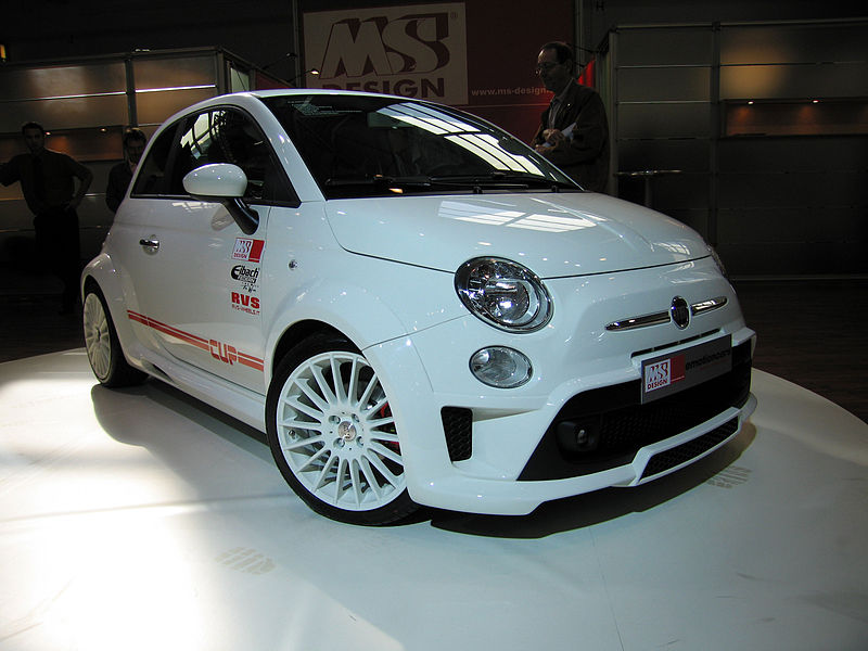 2012 ms car design fiat 500 abarth 500 cup dark cars wallpapers. Black Bedroom Furniture Sets. Home Design Ideas