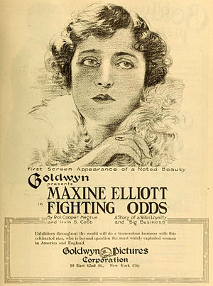 Fighting Odds - Image: Fighting Odds (motion picture advertisement, 1917)