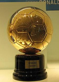 Ballon dOr Annual association football award