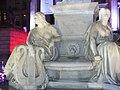 Figuren am Sockel der Schiller Statue (Figures at the Base of the Schiller Statue) - geo.hlipp.de - 29427.jpg