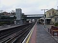 Finchley Central stn look north1.JPG