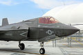 First F-35B Lightning II arrives at MCAS Beaufort 140717-M-UU619-727.jpg