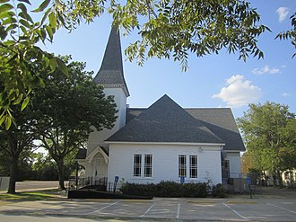 Lorena, Texas - First United Methodist Church in Lorena