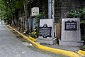 First shot location of the Filipino-American War historical marker.jpg