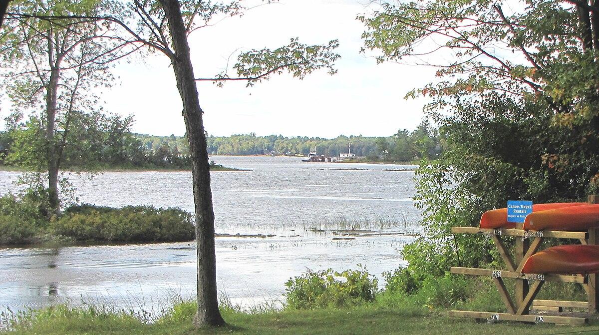 Fitzroy Provincial Park - Wikipedia