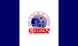 Flag of Billings, Montana.png