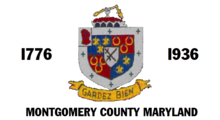 Flag of Montgomery County, Maryland (1944–1976).png