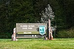 Flaming Geyser State Park (2008) - Welcome sign.jpg