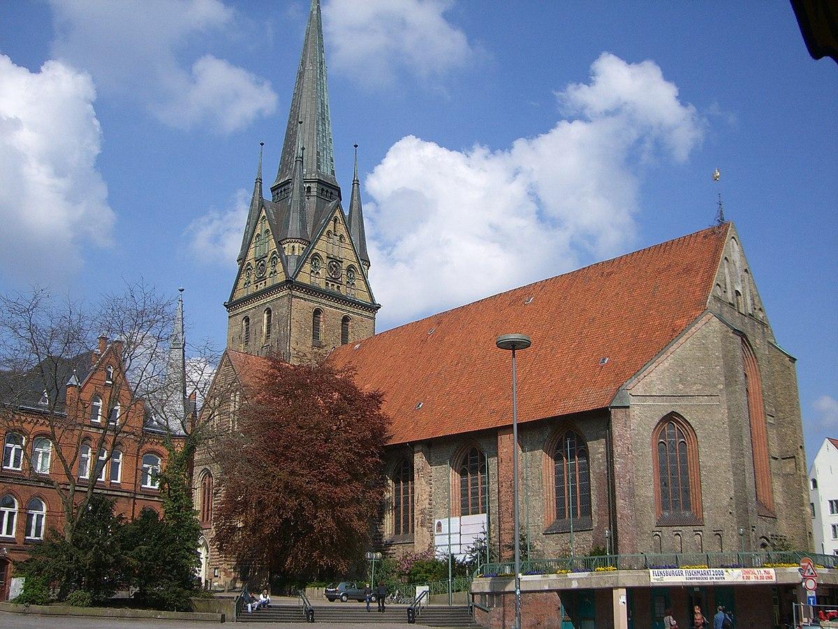 Nikolaikirche Flensburg