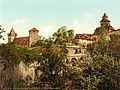 Flickr - …trialsanderrors - Vestner gate ^ Imperial stables, Nuremberg, Bavaria, ca. 1895.jpg