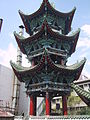 Flickr - Omar A. - IMG 2146, Minaret of a mosque in China.jpg