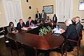 Flickr - Saeima - Ojārs Kalniņš tiekas ar Dānijas ārlietu ministru (2).jpg