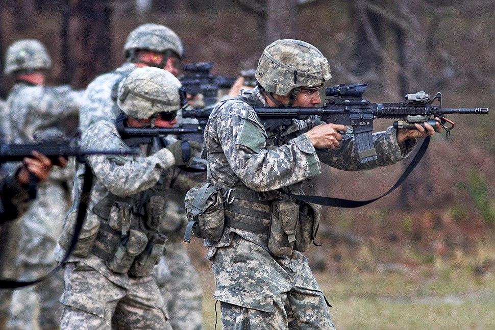 Flickr - The U.S. Army - Marksmanship training (1)
