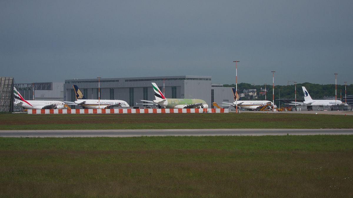 Aeroporto Germania : Aeroporto di amburgo finkenwerder wikipedia