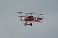 Fokker Dr.I Manfred Richthofen Last Pass 08 Dawn Patrol NMUSAF 26Sept09 (14599266792).jpg