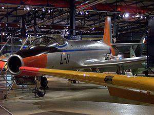 Fokker S.14 Machtrainer - Machtrainer L-11 in museum