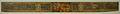 Folio - Prajnaparamita - Palm Leaf - Circa 13th Century AD - Barendra Bhumi - National Museum - New Delhi - Indian Buddhist Art - Exhibition - Indian Museum - Kolkata 2012-12-21 2221.JPG