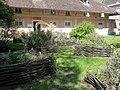 Fontaine-Chaalis (60), abbaye de Chaalis, jardin aromatique 1.jpg