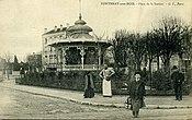 Fontenay-sous-Bois.Place de la Station.jpg