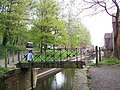 Footbridge Over The Canal, Coalport - geograph.org.uk - 1261165.jpg