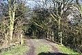 Footpath along former railway line - geograph.org.uk - 1615704.jpg