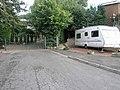 Footpath and Caravan - geograph.org.uk - 250589.jpg