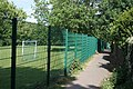 Footpath past Lowes Wong School - geograph.org.uk - 852127.jpg