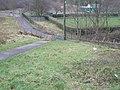 Footpath towards bowling green - geograph.org.uk - 633747.jpg