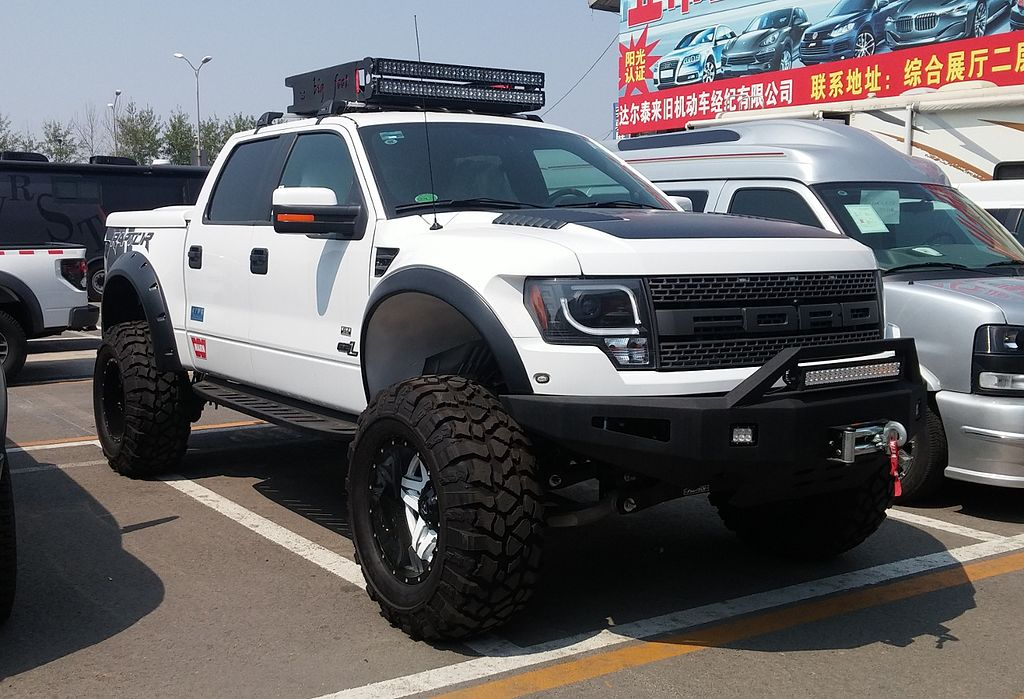 file ford f series xii svt raptor crew cab facelift 001 china 2015 04 wikimedia commons. Black Bedroom Furniture Sets. Home Design Ideas