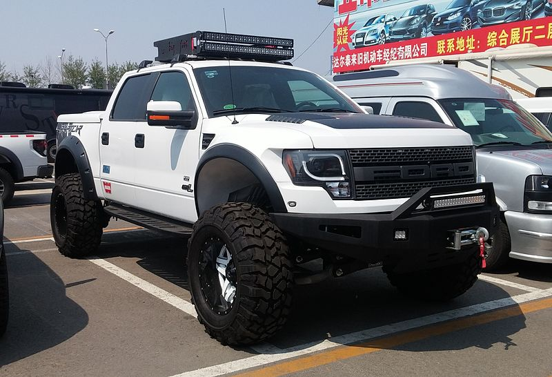 File:Ford F-Series XII SVT Raptor Crew Cab facelift 001 China 2015-04-13.jpg