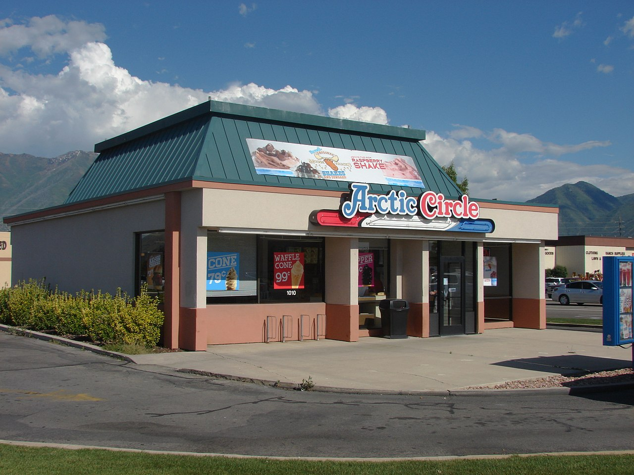 Arctic Circle Fast Food Wiki