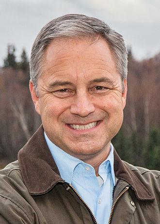 Sean Parnell - Image: Former Governor of Alaska Sean Parnell