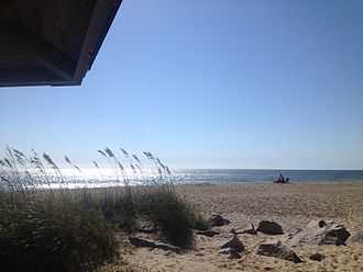 Fort Fisher State Recreation Area - Image: Fort Fisher State Recreation Area