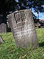Foster (Ross), St. Clair Cemetery, 2015-10-06, 01.jpg