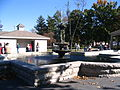 Fountain in Central Park in Carthage.jpg