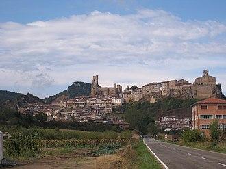 Frías, Province of Burgos - Image: Frías 0152