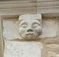 Fr Grand Chapelle Sainte-Libaire Corbel with sculpted head 2.jpg