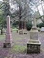 Francis, Flowerdew graves at Lone Fir Cemetery.jpg