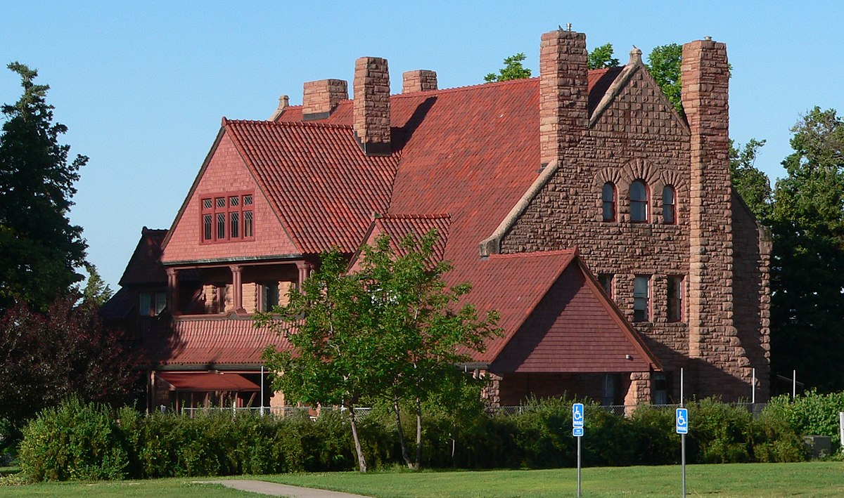 George W  Frank House
