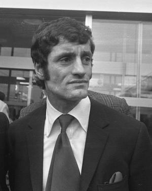 Frank McLintock - Frank McLintock, April 1970.